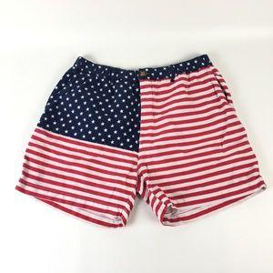 Chubbies America Shorts Casual DR00958 XL